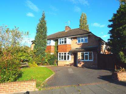 3 Bedrooms Semi Detached House for sale in Trickett Lane, Cuddington, Northwich, Cheshire