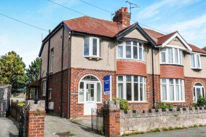 3 Bedrooms Semi Detached House for sale in Min Y Don, Old Colwyn, Colwyn Bay, Conwy, LL29