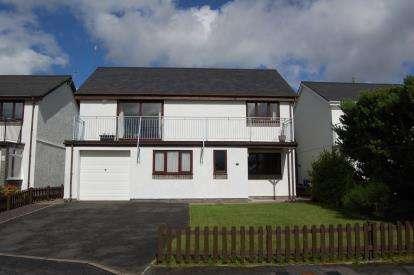4 Bedrooms Detached House for sale in Morfa Gaseg, Llanfrothen, Penrhyndeudraeth, Gwynedd, LL48