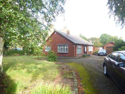 2 Bedrooms Bungalow for sale in Ditchfield Road, Widnes, Cheshire, WA8