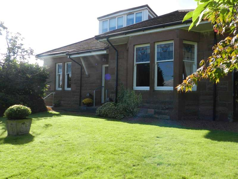 5 Bedrooms Detached Bungalow for sale in Cairngorm Road, Mansewood