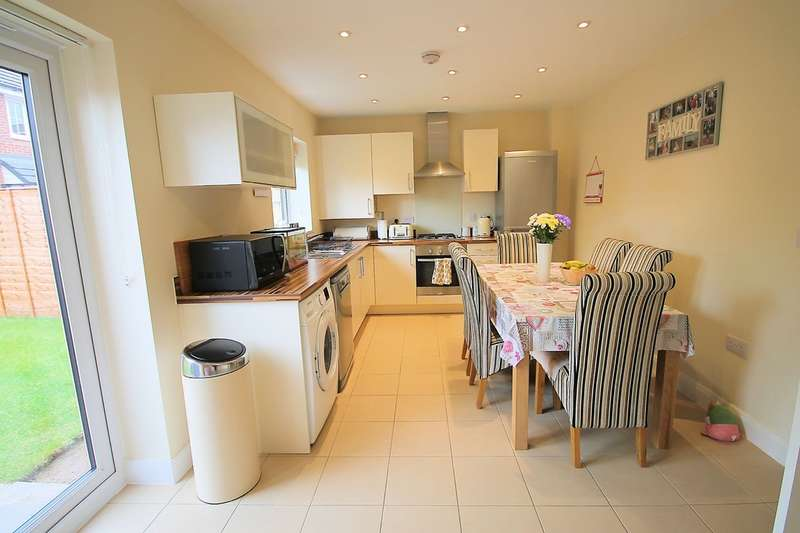 3 Bedrooms End Of Terrace House for sale in Foxton Close, glascote,Tamworth, B77 2BF