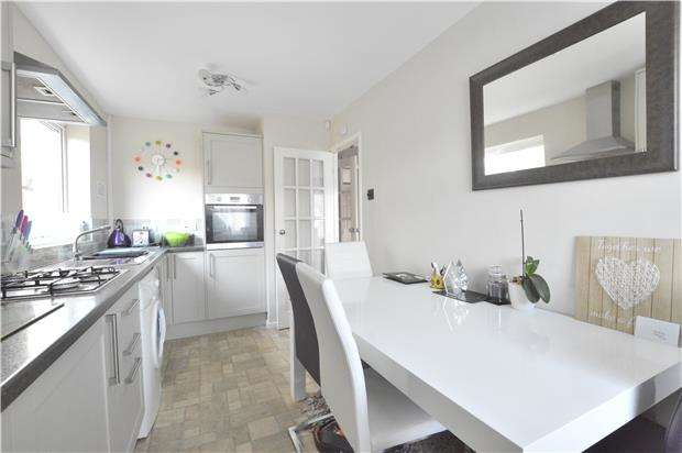 2 Bedrooms Semi Detached Bungalow for sale in Newtown, TEWKESBURY, Gloucestershire, GL20 8EL