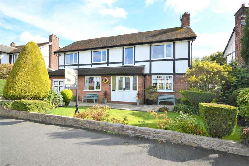 5 Bedrooms Detached House for sale in Mostyn Road, Hazel Grove