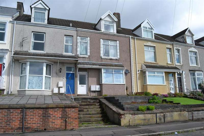 3 Bedrooms Terraced House for sale in Montpelier Terrace, Swansea