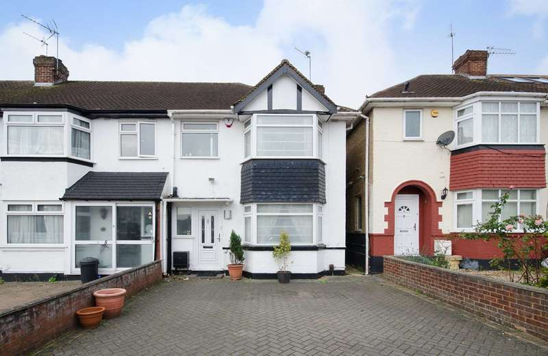 3 Bedrooms House for sale in Stafford Road, Ruislip Gardens, HA4