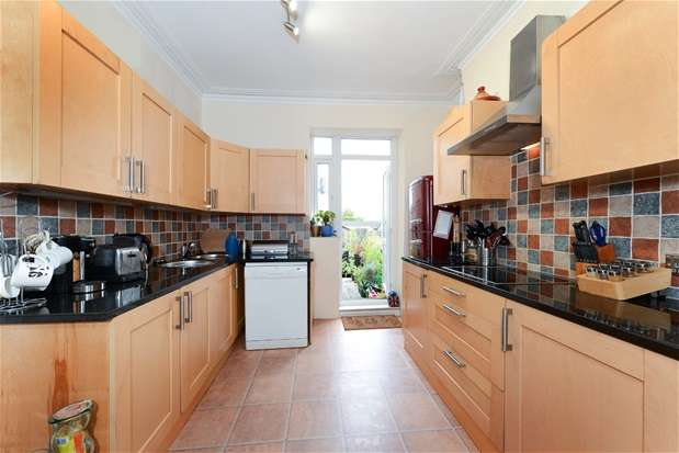 3 Bedrooms Flat for sale in Sunderland Road, Forest Hill