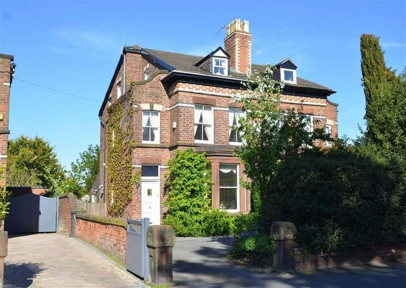 5 Bedrooms Semi Detached House for sale in Chester Road, Little Sutton, CH66