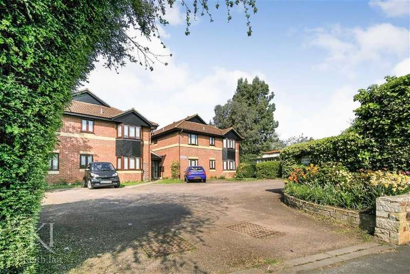 2 Bedrooms Retirement Property for sale in The Spinney, West Cheshunt