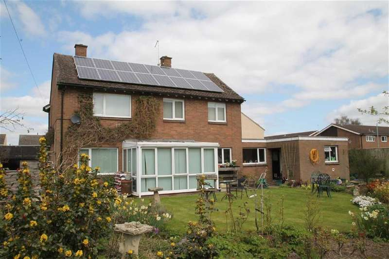 4 Bedrooms Detached House for sale in Mayfield Avenue, Craven Arms
