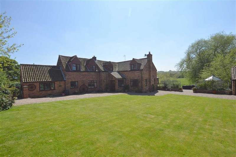 4 Bedrooms Detached House for sale in Oxton Road, Epperstone, Nottinghamshire, NG14
