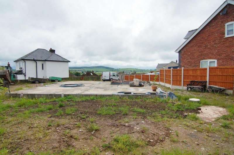 Plot Commercial for sale in Llys Mostyn