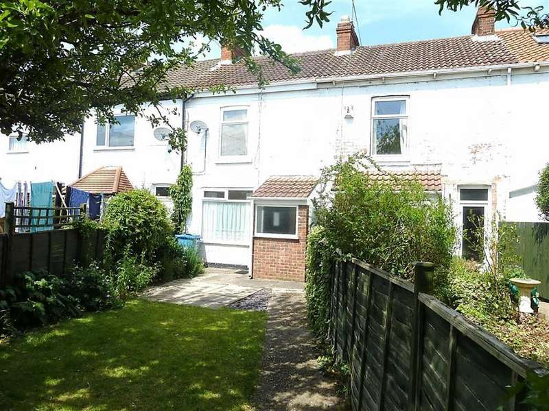 2 Bedrooms Terraced House for sale in Inglemire Avenue, Hull, Hull, HU6