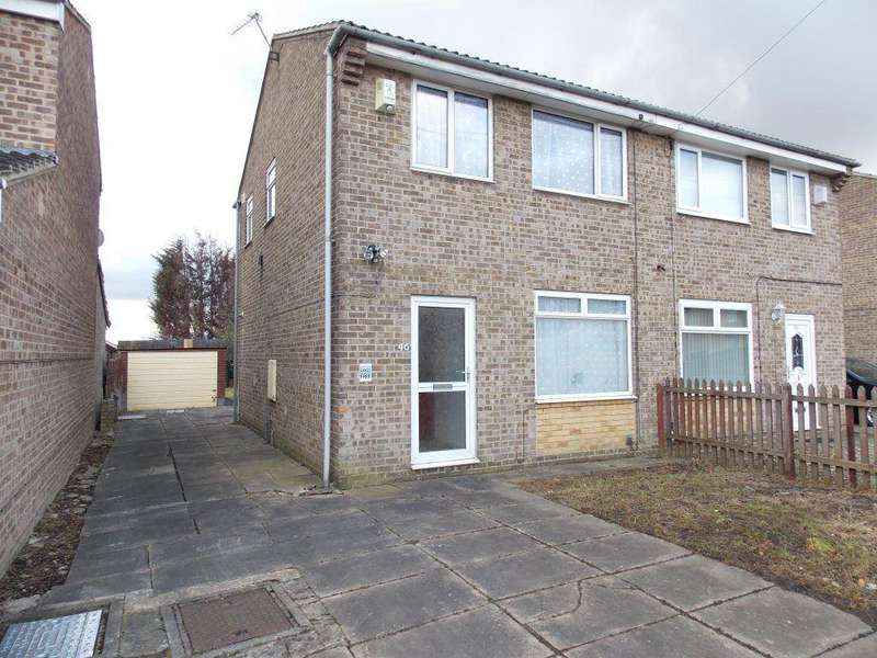 3 Bedrooms House for rent in 46 WYNDHAM AVENUE, BRADFORD BD2 1EJ