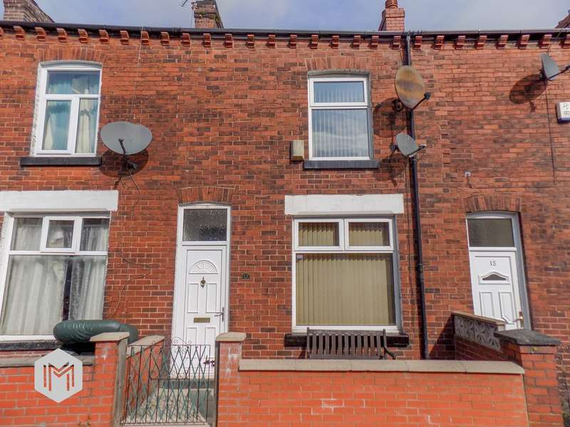 2 Bedrooms Terraced House for sale in Melville Street, Bolton, BL3