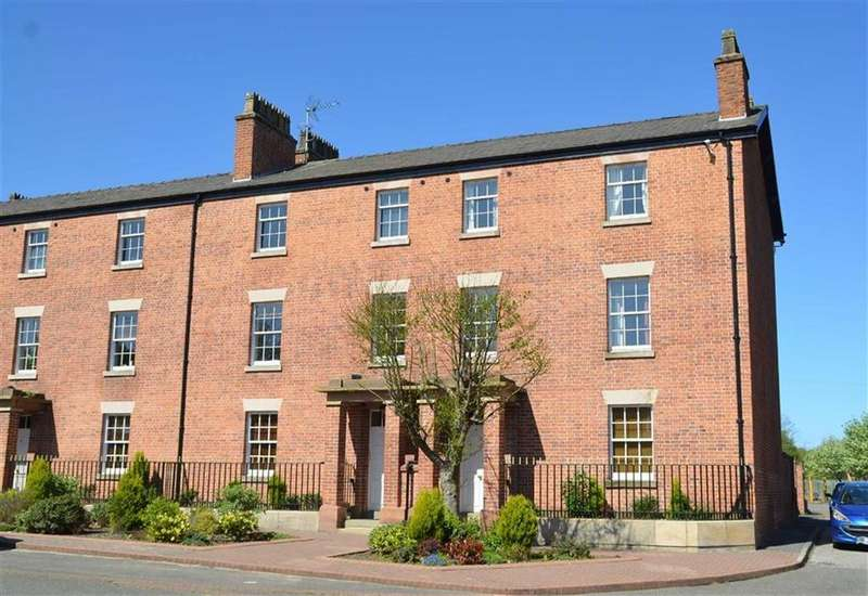 1 Bedroom Apartment Flat for sale in Mersey Terrace, Lower Mersey Street, Ellesmere Port
