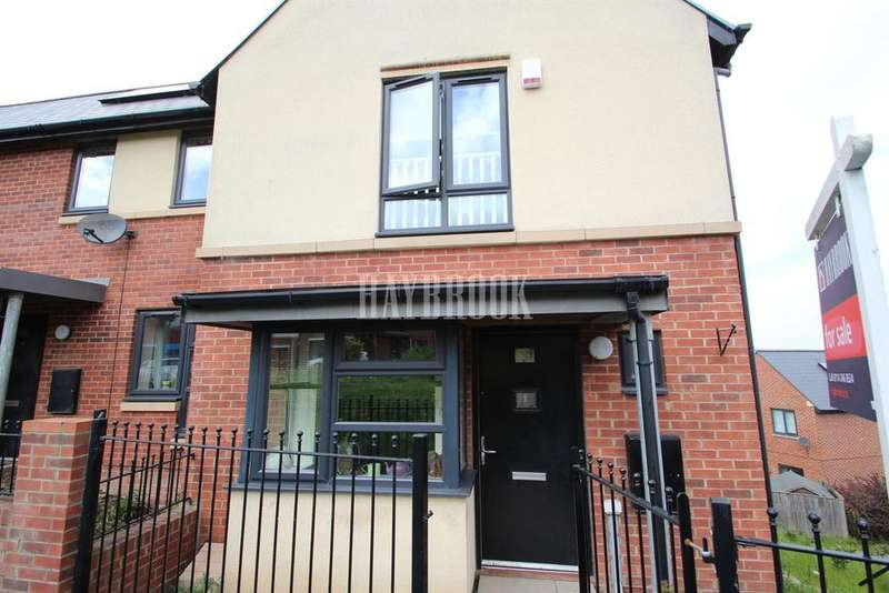 2 Bedrooms End Of Terrace House for sale in Wincobank, Sheffield