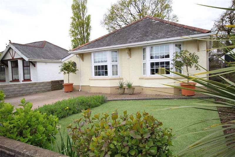 2 Bedrooms Detached Bungalow for sale in Caegwyn Road, Whitchurch, CARDIFF
