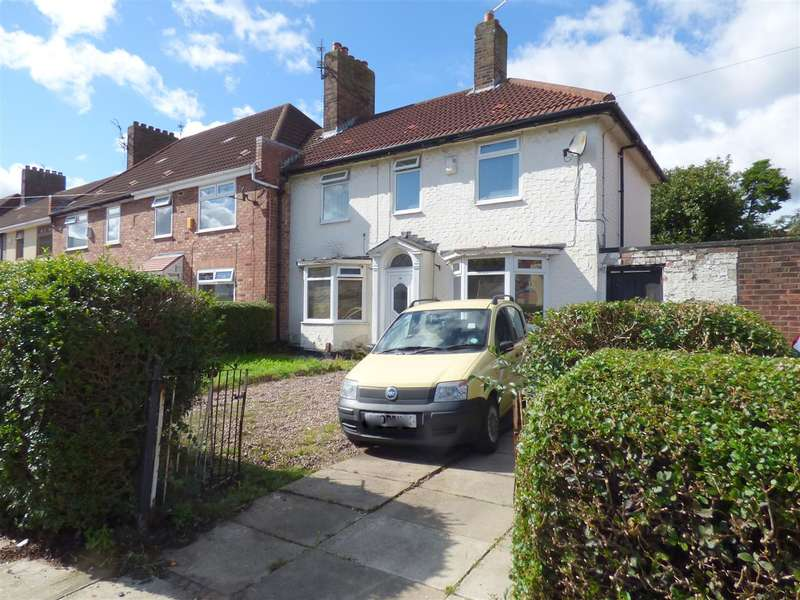 3 Bedrooms Terraced House for sale in Twig Lane, Huyton, Liverpool