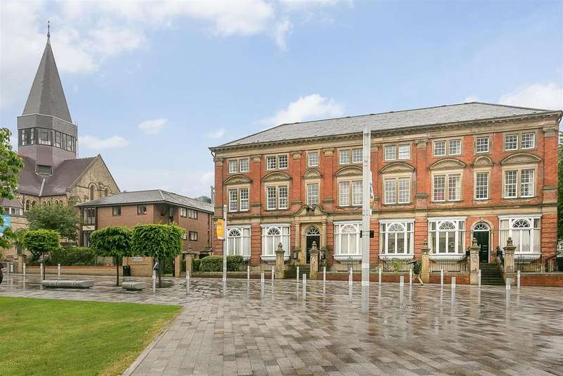 2 Bedrooms Flat for sale in Northumberland Road, Newcastle upon Tyne