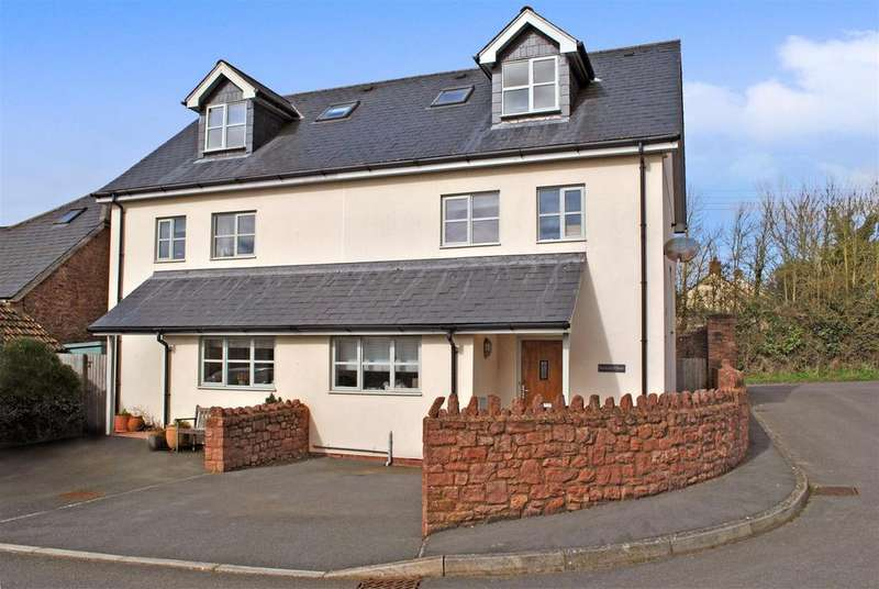 4 Bedrooms Semi Detached House for sale in Langford Budville