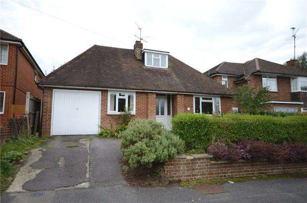 2 Bedrooms Detached Bungalow for sale in Churchill Avenue, Aldershot, Hampshire