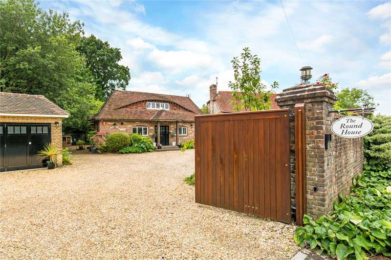 4 Bedrooms Detached House for sale in Brighton Road, Woodmancote, Henfield, West Sussex, BN5