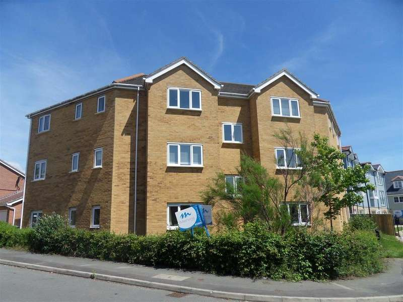 2 Bedrooms Apartment Flat for sale in Sandown House, 52 Snowberry Road, Newport