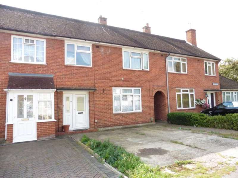 3 Bedrooms Terraced House for sale in Otley Way, South Oxhey