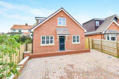 4 Bedrooms Detached House for sale in Holsey Lane, Bletchley, Milton Keynes