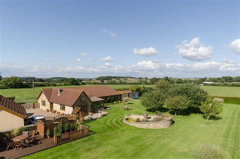 5 Bedrooms Bungalow for sale in Yeovil Marsh, Yeovil, Somerset, BA21