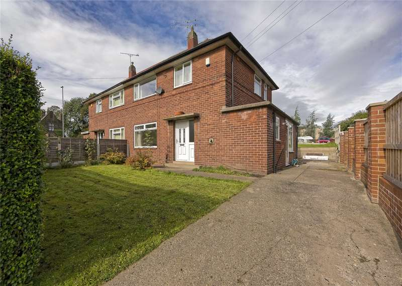 3 Bedrooms Semi Detached House for sale in Green Hill Close, Leeds, West Yorkshire, LS12