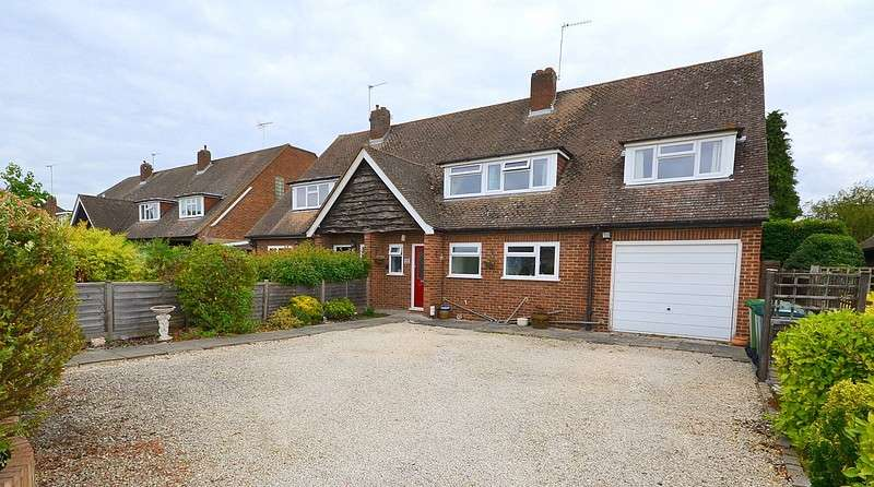 6 Bedrooms Semi Detached House for sale in Shepperton