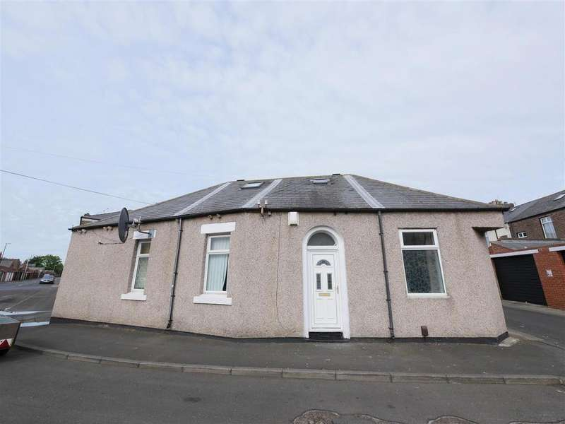 4 Bedrooms Detached House for sale in Back Tunstall Terrace West, Sunderland