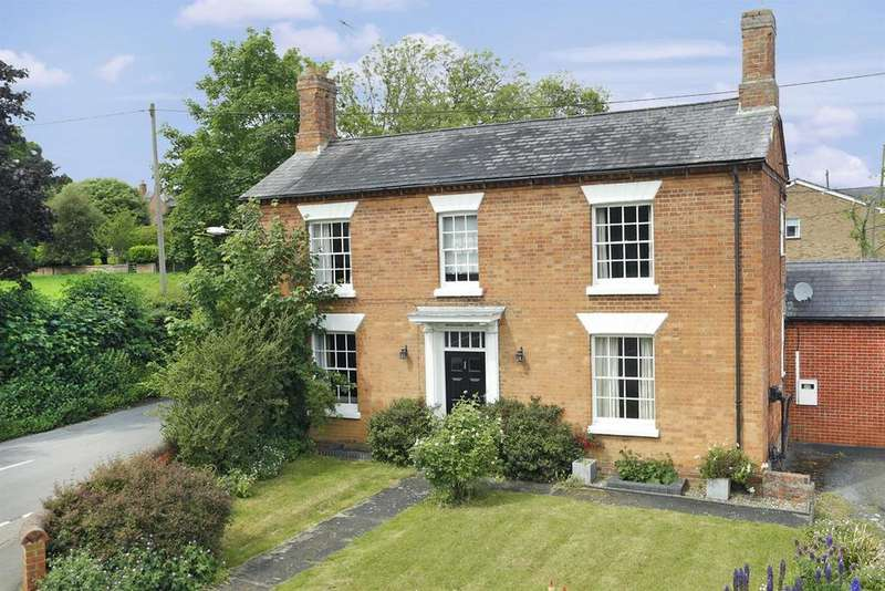 5 Bedrooms House for sale in Harborough Road, Clipston, Market Harborough