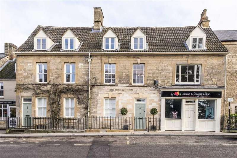 4 Bedrooms Town House for sale in West Street Villas, Chipping Norton, OXON
