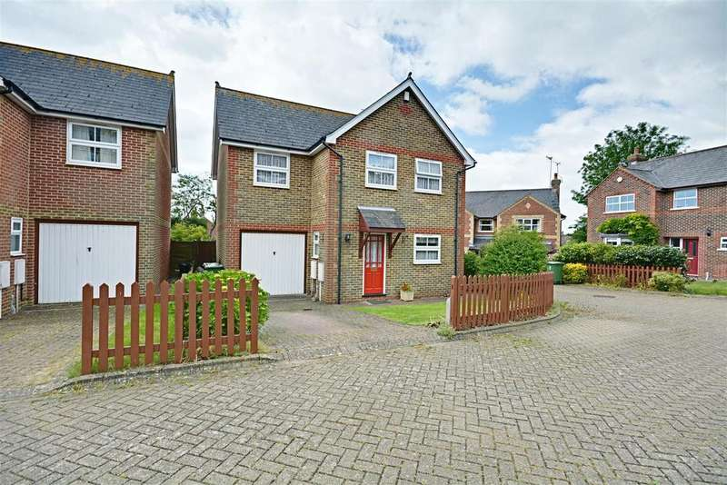 4 Bedrooms Detached House for sale in Beatrice Walk Gunters Lane, Bexhill On Sea