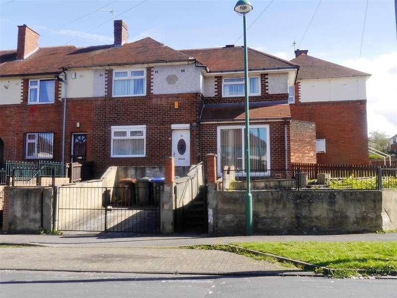 3 Bedrooms Terraced House for sale in Louis Avenue, Little Horton, Bradford, BD5 0NN