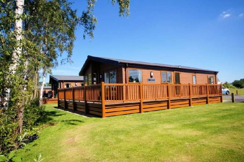 2 Bedrooms Park Home Mobile Home for sale in Sleaford Road, Tattershall