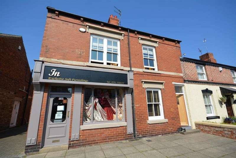 3 Bedrooms End Of Terrace House for sale in Front Street, East Boldon