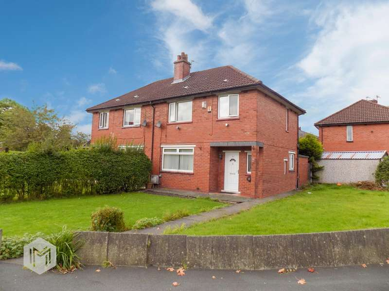 3 Bedrooms Semi Detached House for sale in Holcombe Crescent, Kearsley, Bolton, BL4