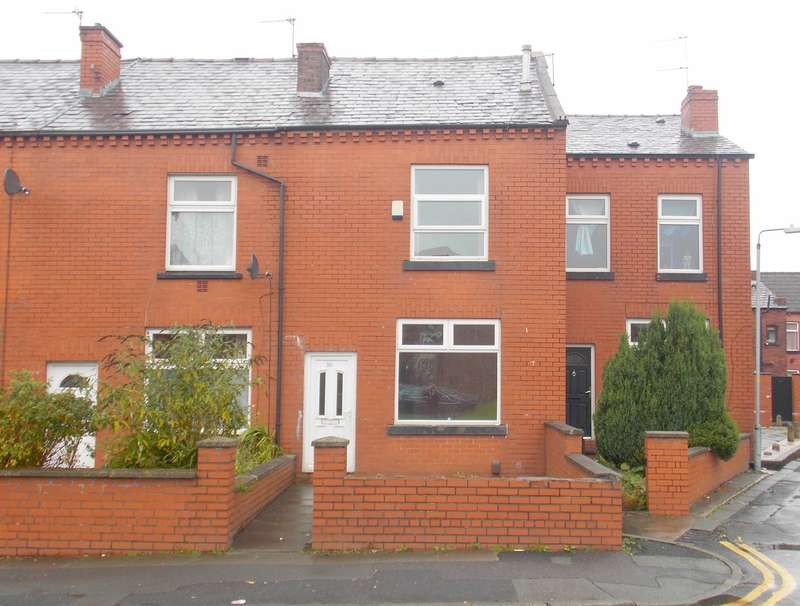 2 Bedrooms Terraced House for sale in Deane Church Lane, Bolton, BL3