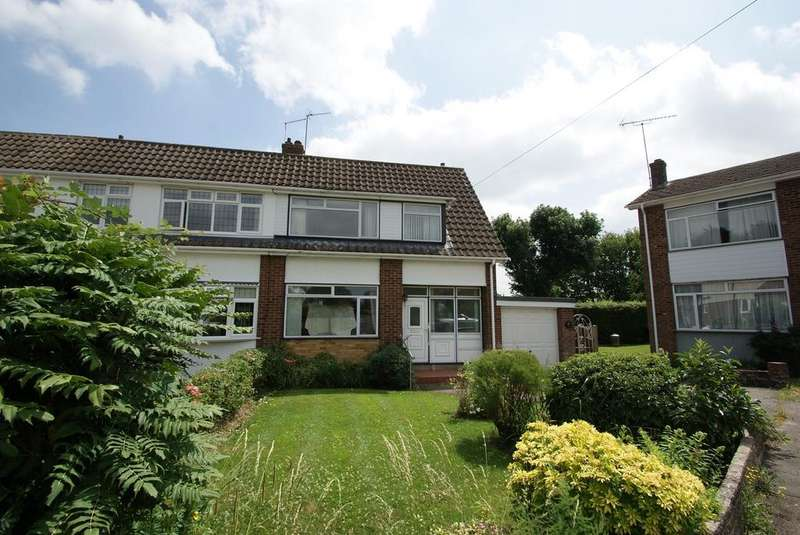 3 Bedrooms Semi Detached House for sale in Docklands Avenue, Ingatestone, CM4
