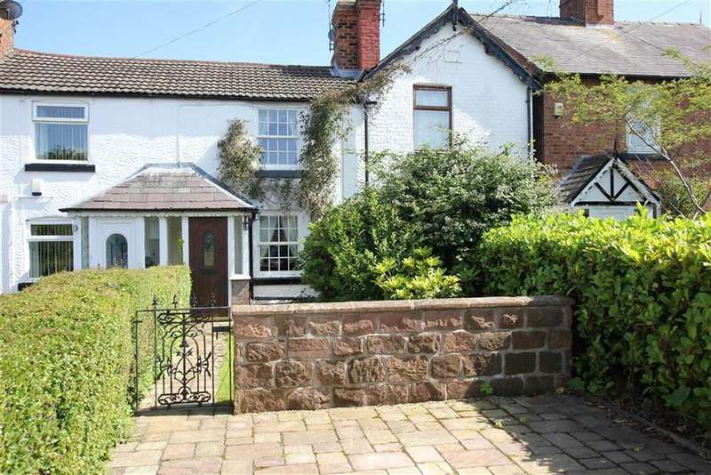 2 Bedrooms Terraced House for sale in Heath Road, Upton, Chester