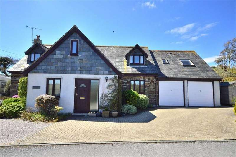 4 Bedrooms Detached House for sale in Kingston, Modbury, Devon, TQ7