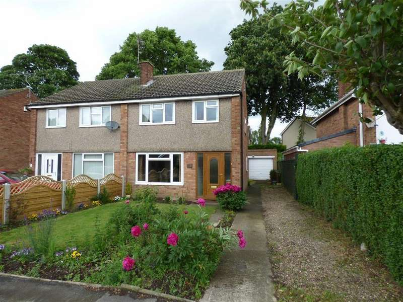 3 Bedrooms Semi Detached House for sale in Hunter Road, Elloughton