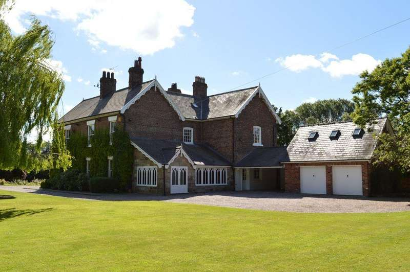 6 Bedrooms Detached House for sale in Deeside Lane, Chester,