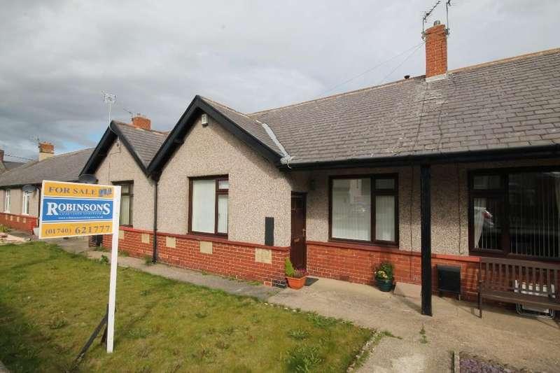 1 Bedroom Bungalow for sale in Hopper Terrace, Trimdon Grange