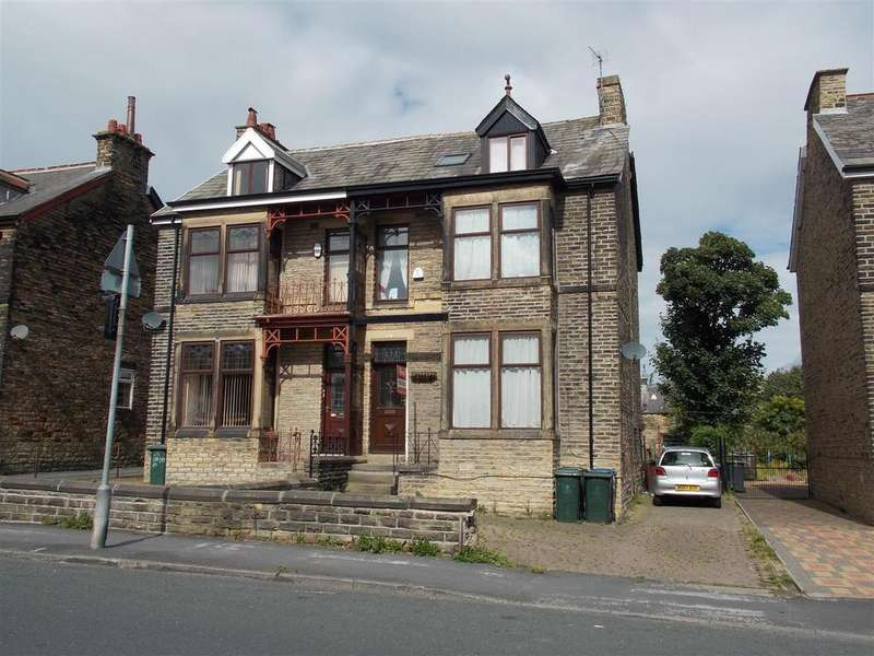 5 Bedrooms Semi Detached House for sale in Fagley Road, Fagley, Bradford, BD2 3JH