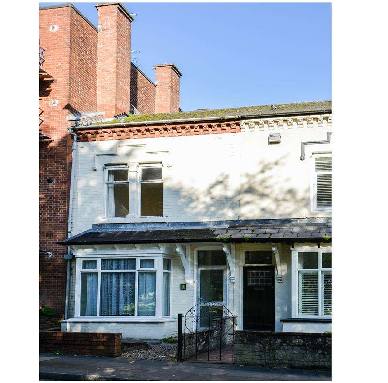 3 Bedrooms Terraced House for sale in Lightwoods Hill, Bearwood